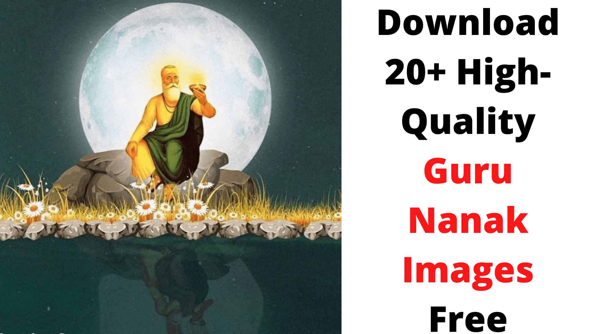 Guru Nanak Images