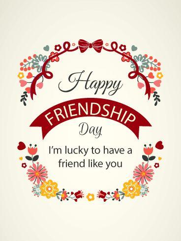 Happy friendship day 2021 wishes