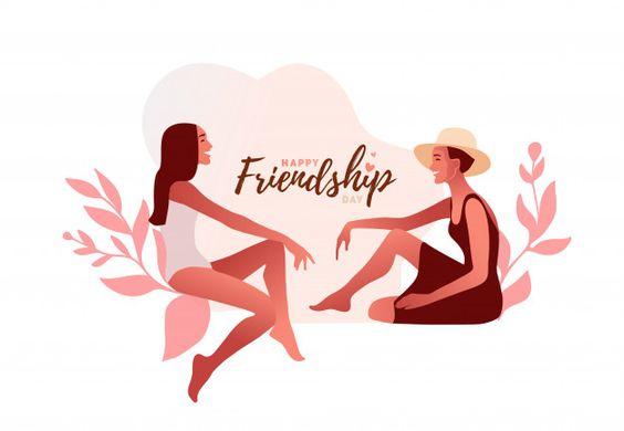 Happy friendship day 2021 wallpaper