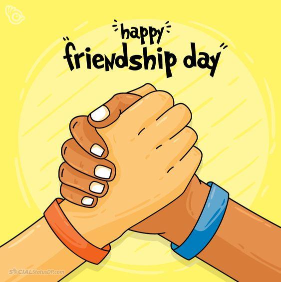 Happy friendship day 2021 photo