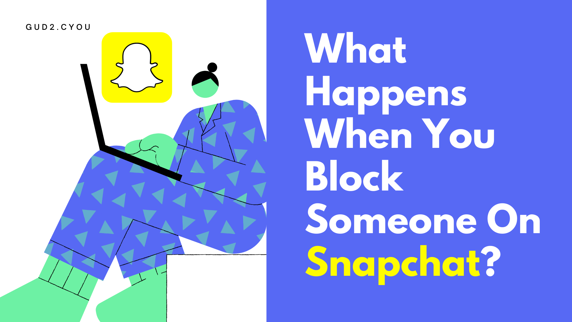 What Happens When You Block Someone On Snapchat