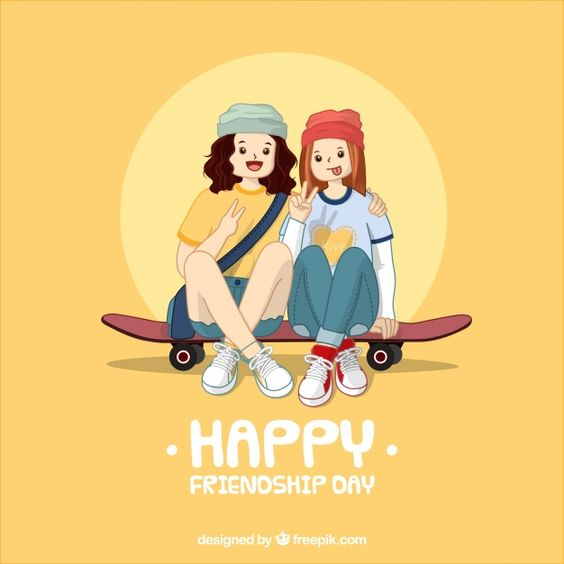 Happy friendship day pictures free download