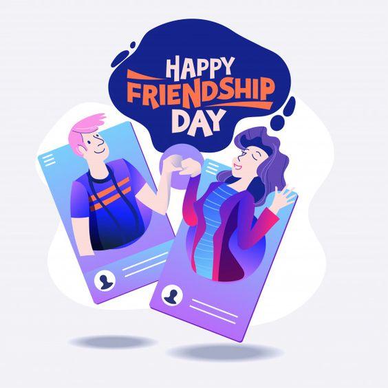Happy friendship day pic hd